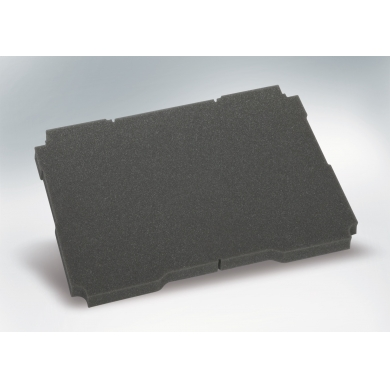 Acolchado de relleno, 25 mm, liso para Systainer® T-Loc I - V