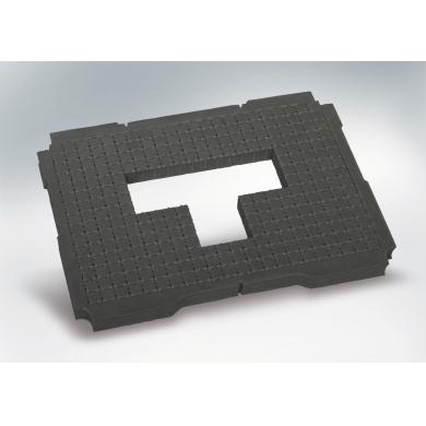 "Acolchado de relleno ""pick & pluck"", 25 mm, rígido para Systainer® T-Loc I - V"