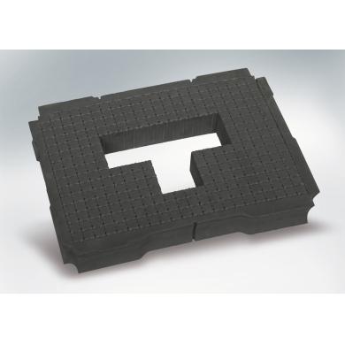 "Acolchado de relleno ""pick & pluck"", 50 mm, rígido para Systainer® T-Loc I - V"