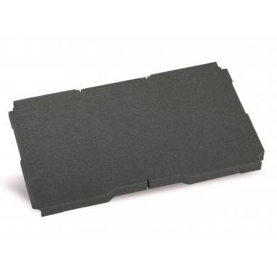 Acolchado para base, 30 mm, liso para MIDI-Systainer® T-Loc II + III