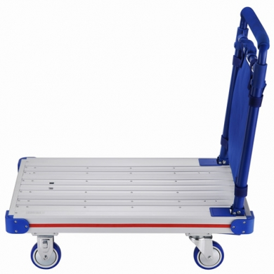 Carro chata plegable Aluminio 705x440