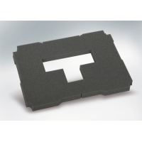 "Acolchado de relleno ""pick & pluck"", 25 mm, liso para Systainer® T-Loc I - V"