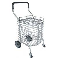 Carro de compras aluminio 4 ruedas
